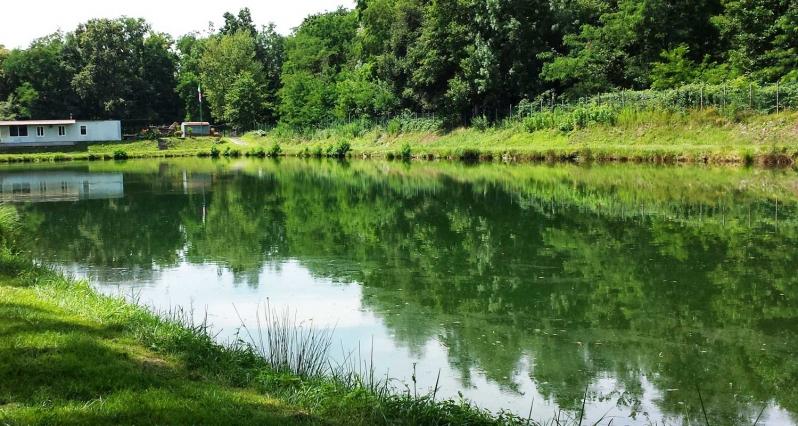 Laghi vita, pesca sportiva a Ghemme